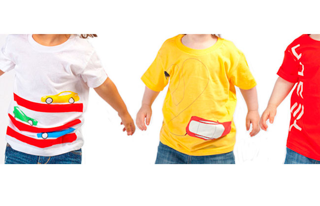 Kids Tee Shirts by McSwell Merch